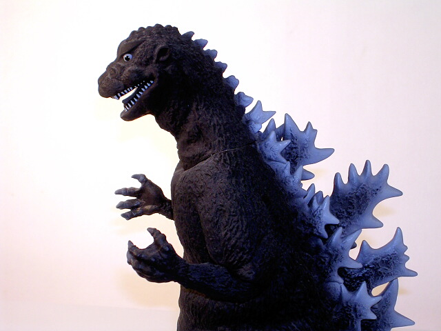 Godzilla 1954 Figure Black And White Banpresto Clawmark Toys