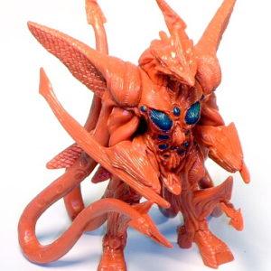 Irys Gamera 3 Foe Hyper Figur