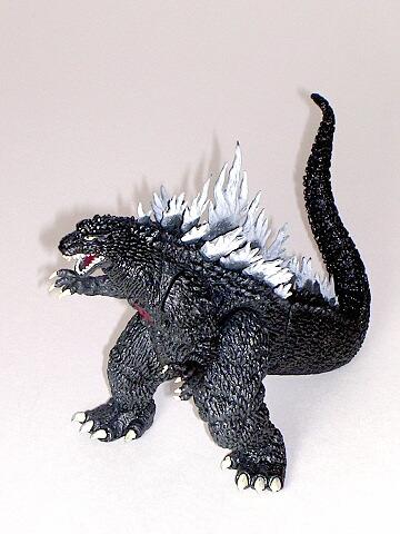 Ultimate Godzilla Collection 2 Hyper Figures 2002 Battle