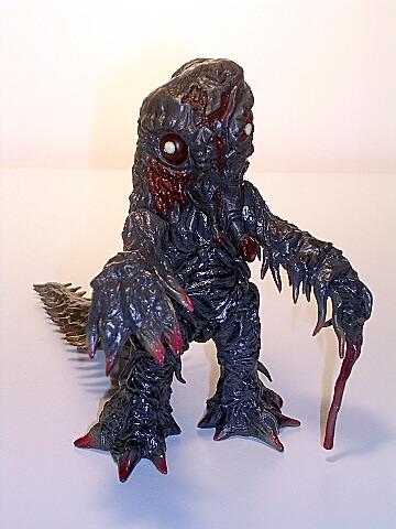 Godzilla 2005 Toys Ultimate Godzilla Coll...