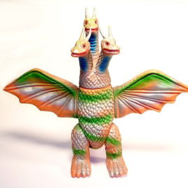 King Ghidorah Figure 1971