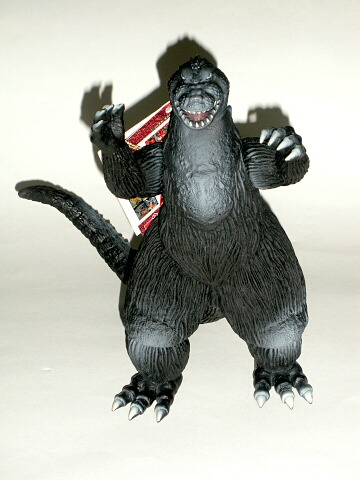 Forever Series Godzilla 1962 Mint Figure With Mint Tag