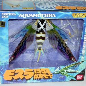 Aqua Mothra 1998 Mint In Box Bandai Very Hard To Find