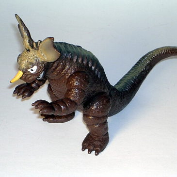 Baragon Figure 1983 Yamakatsu Near Mint Condition