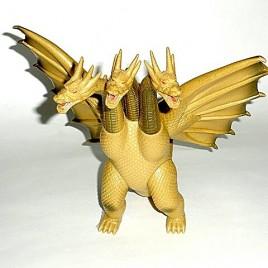 King Ghidorah Figure