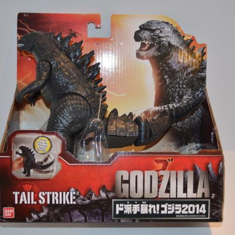 Tailk Strike Godzilla 2014 Bandai Japan