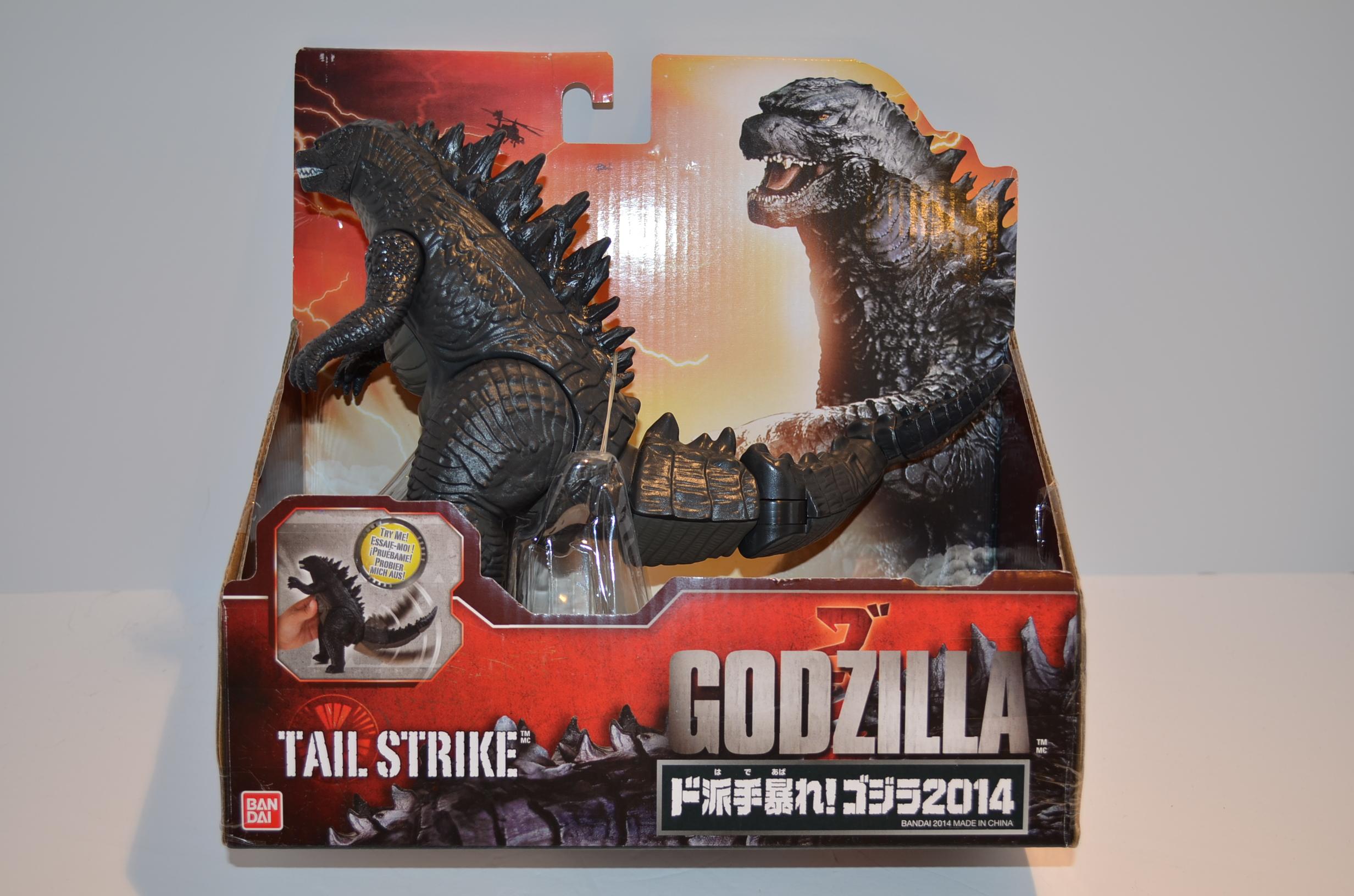 Big Godzilla Toys 111