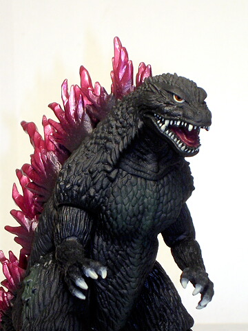 Godzilla 2000 Action Figure Bandai Memorial Box 2004