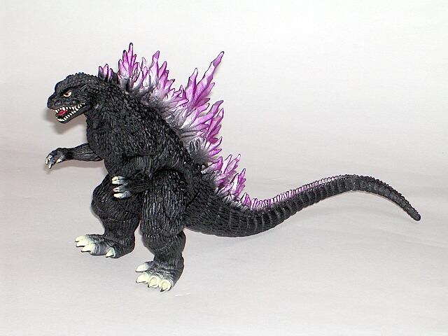 Godzilla 2000 Millennium Godzilla Action Figure Bandai ...