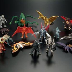 Godzilla 2005 Toys Godzilla Final Wars Fi...