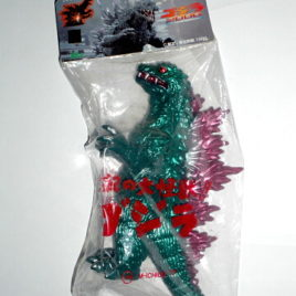 M-1 Godzilla 2000 Figure