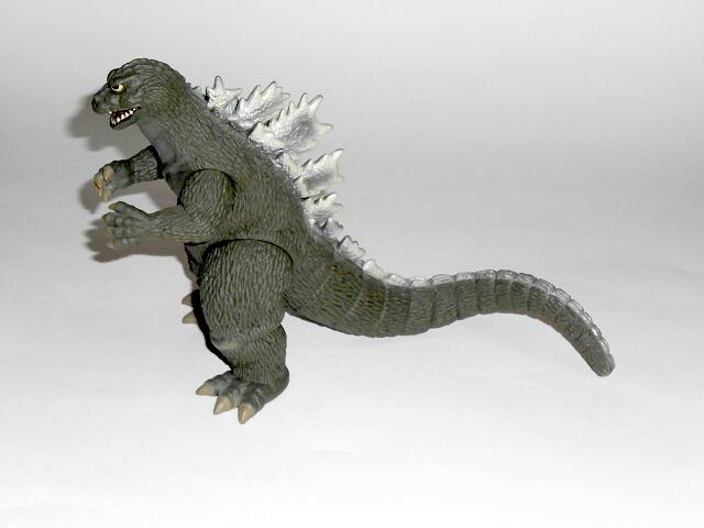Godzilla 1962 Figure 50th Anniversary Memorial Box 2004