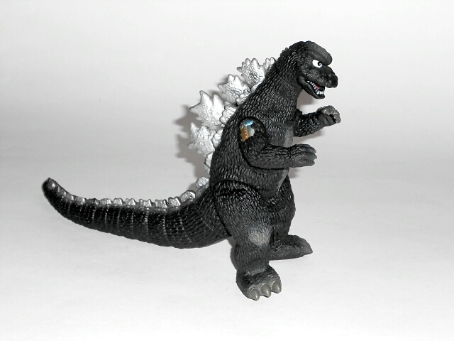 Godzilla 1974 Figure 50th Anniversary in Disguise Memorial ...