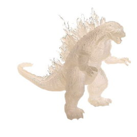 Limited Edition Godzilla 2000 Figure