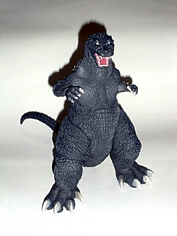 Gmk Godzilla 2001 Figure X Plus Japan New Garage Clawmark Toys