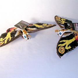 Mothra Figure 2004