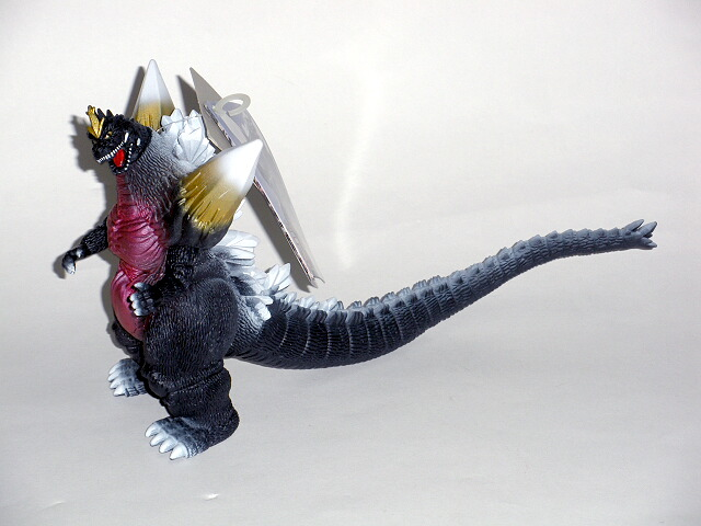 movie monster series space godzilla figure 2001 mint with
