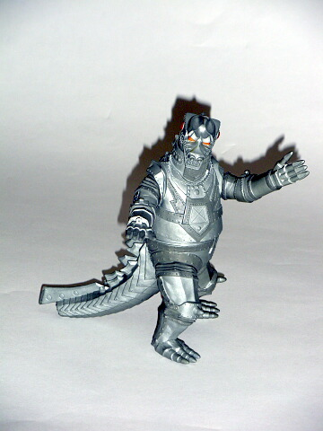 Movie Monster Series Mechagodzilla Figure 1975 No Tag