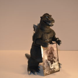 Hazawa Gumi Godzilla 1954 Gray 2015 Figure
