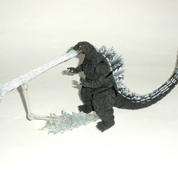 S.H. Monster Arts Godzilla 1994 Autographed Yuji Sakai Rare