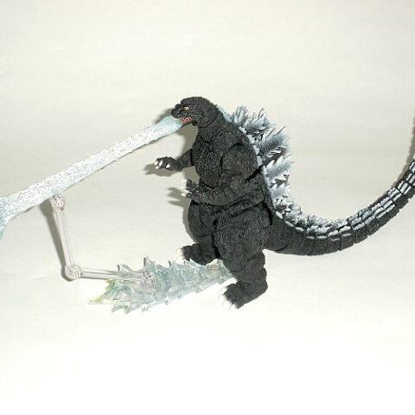 Tamashii Godzilla Signed