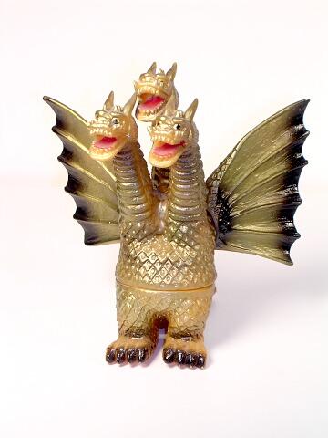 Popy King Ghidorah Figure 1978 Figure Near Mint