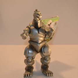Toho Kaiju Mecha Godzilla 1993 Figure Green Tag Bandai 1998