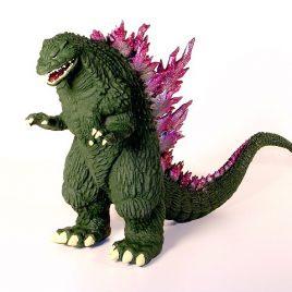 Real Action Godzilla 2001