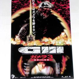 Gamera Mini Poster