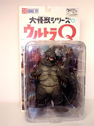 X Plus Ultra Q Gomess Figure Godzilla in Disguise Mint