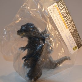 Hazawa Gumi GMK Godzilla Figure Black 2007 Mint in Bag
