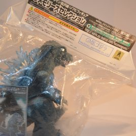 Hazawa Gumi GMK Blue Godzilla 2001Mint in Bag