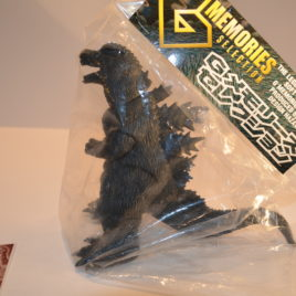 Godzilla 2004 Black Fifth Anniversary Final Wars Hazawa Gumi
