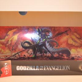 Shin Godzilla 2016 Japanese Movie Advance Ticket and Premium