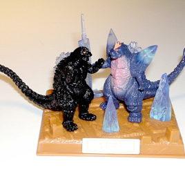 Best of Godzilla Space Godzilla vs Godzilla Diorama