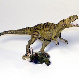 Yujin Dinos Allosaurus Version A