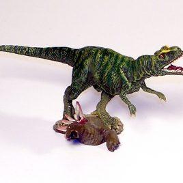 Yujin Dinos Allosaurus D
