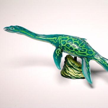 Dinomania 051 Plesiosaurus