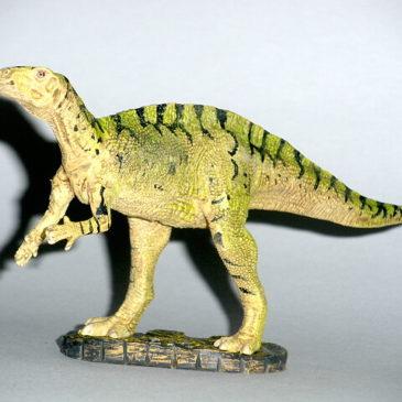 Fukuisaurus Figure Kaiyodo Fukui Dinosaur Museum Mint in Box
