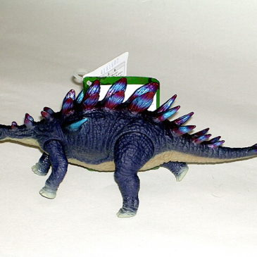 Happinet Kentrosaurus Dinosaur Toy Figure