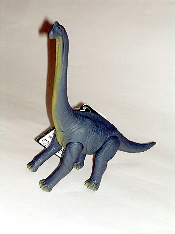 Happinet Brachiosaurus Dinosaur Toy Figure