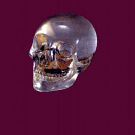 Collect Club Series 1 Crystal Skull