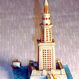 Collect Club Series 2 Lighthouse at Alexandria