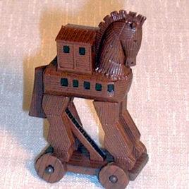 Collect Club Series 2 Trojan Horse