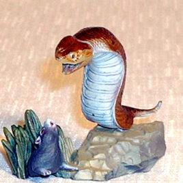 Collect Club Series 2 Tsuchinoko Japanese Snake Cryptid