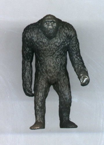 Mystery Museum Series 2 Bigfoot Another Witness Rare