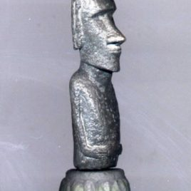 Mystery Museum series 2 Easter Island Rare