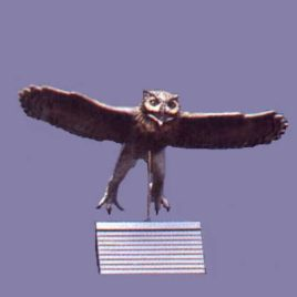 Mystery Museum Series 3 Owl Man British Cryptid