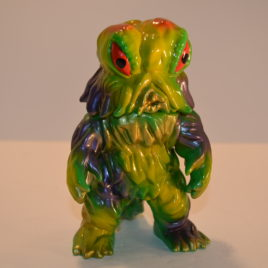 Charactics  Hedorah Rare Painted and Signed by Yuji Nishimura M1