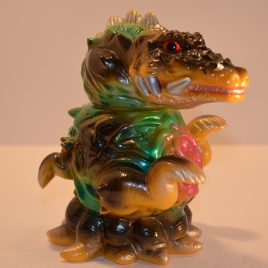 Charactics  Biollante Rare Painted and Signed by Yuji Nishimura M1